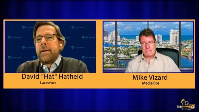 David Hatfield - TechStrong TV