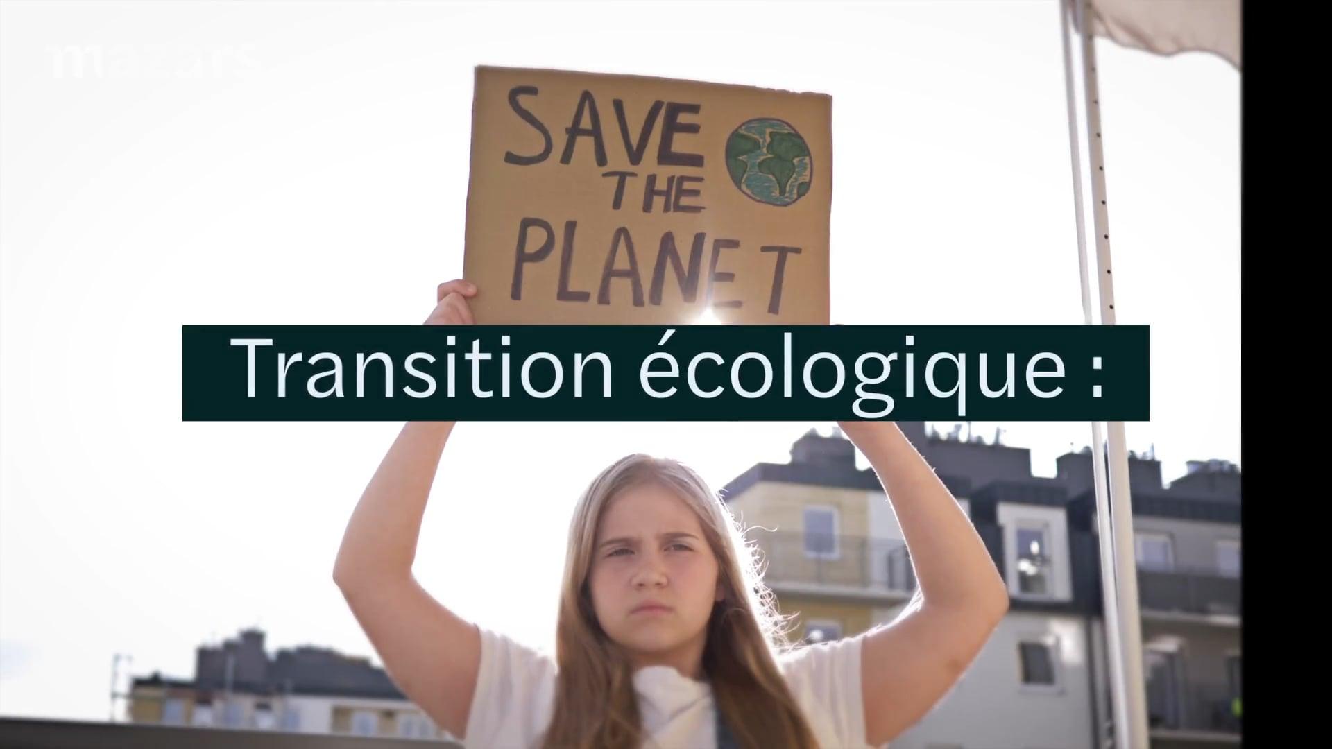 Transition écologique : de la parole à l'acte EP02