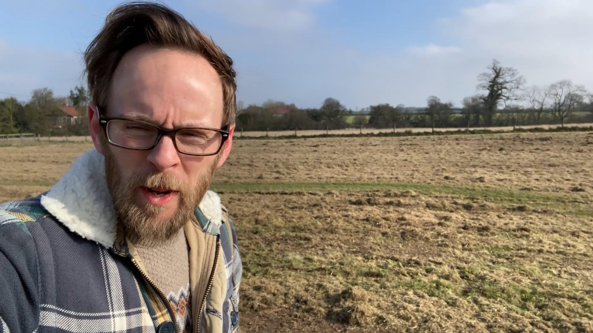 Ninebarrow Woodland Update - Mon 1st March