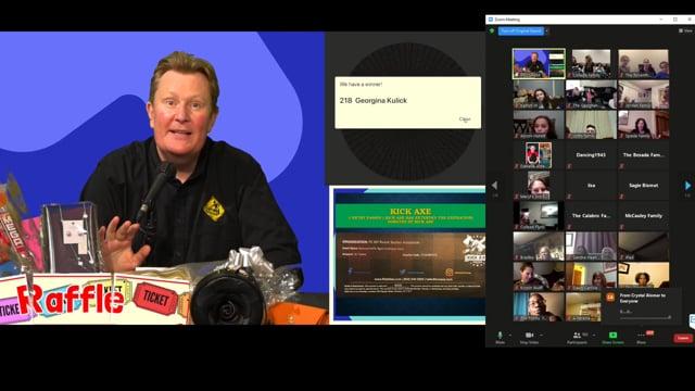 Highlights: PS207 Virtual Raffle & Trivia with DJs@Work