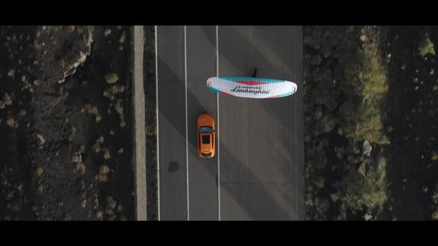 Lamborghini | Unlocking the sky, with Urus and Aaron Durogati - Spot