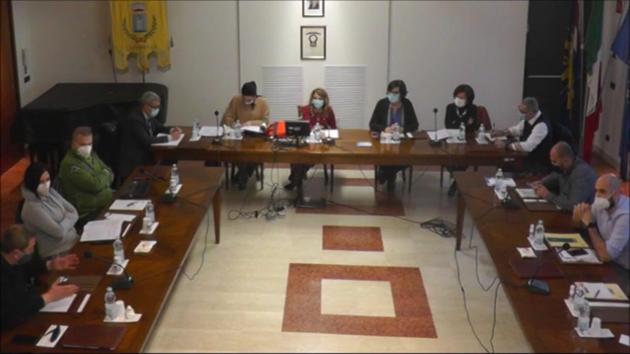 Consiglio comunale del 01-03-2021