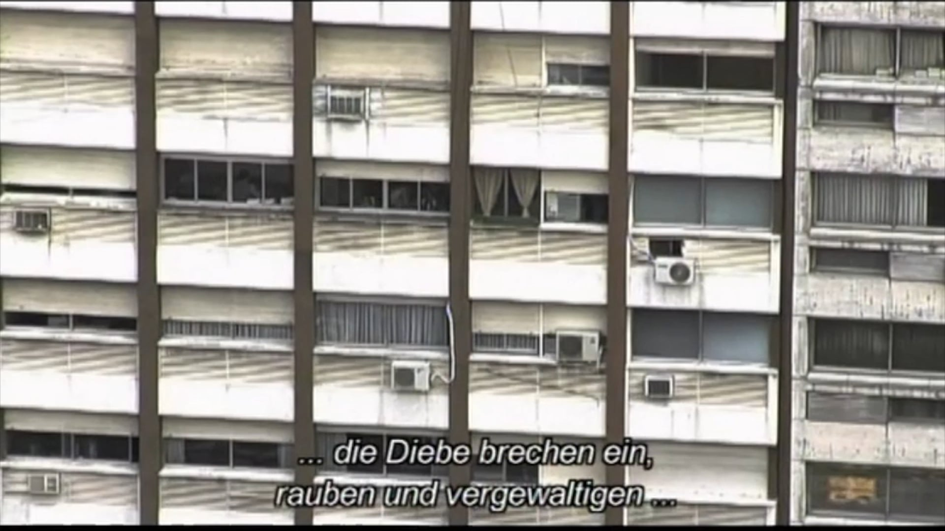 Nachbarn Ausschnitt