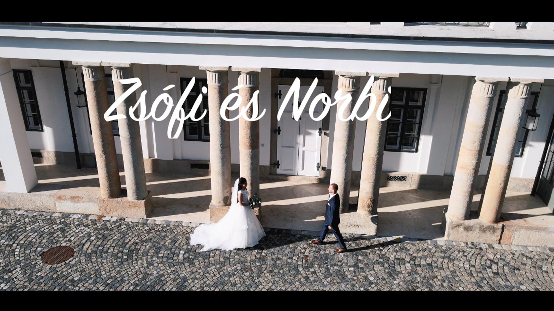 Zsófi és Norbi - Wedding Highlights