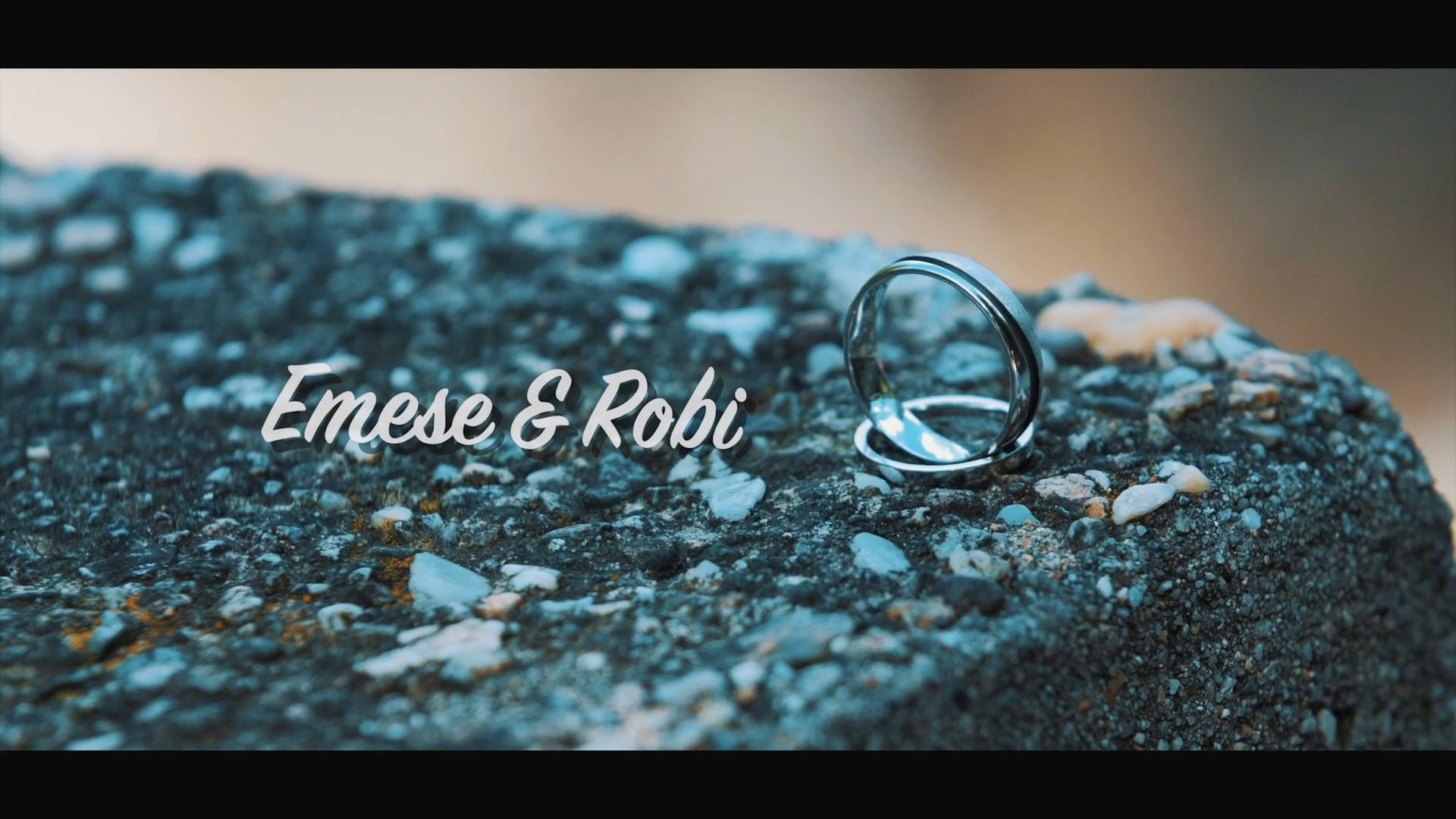 Emese és Robi - Wedding Highlights