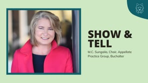 Show & Tell with M.C. Sungaila