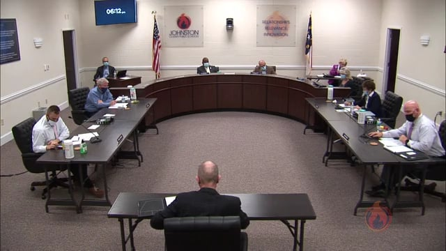 JC Board of Education Special Session - March 1, 2021