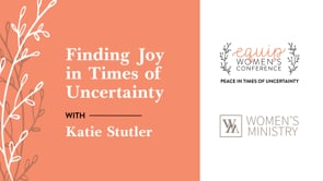 Katie Stutler Equip Conference 2021 | SBCV