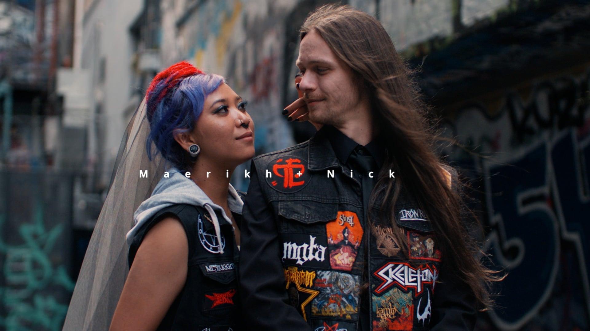 Maerikh + Nick