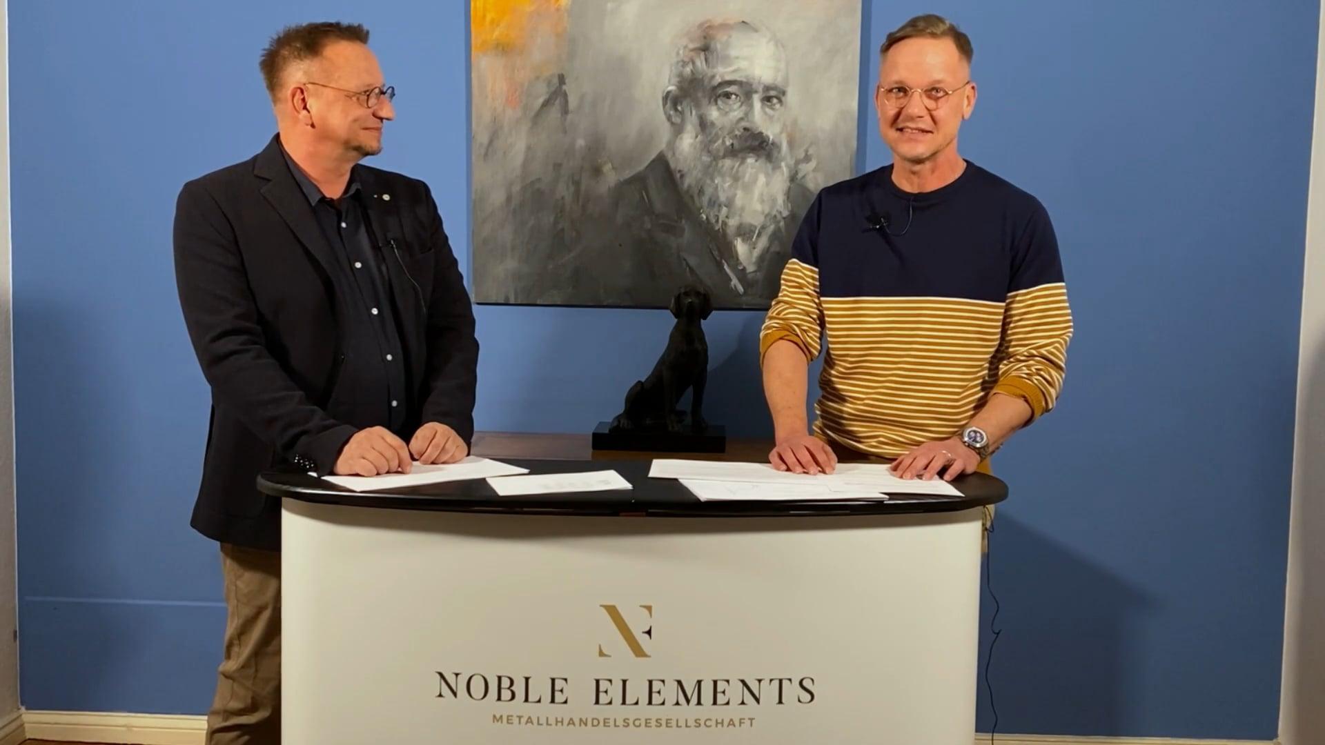 Noble Elements - Interviewfilm Februar 2021
