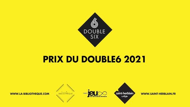 FDJ 2021 Vainqueur du prix Double6