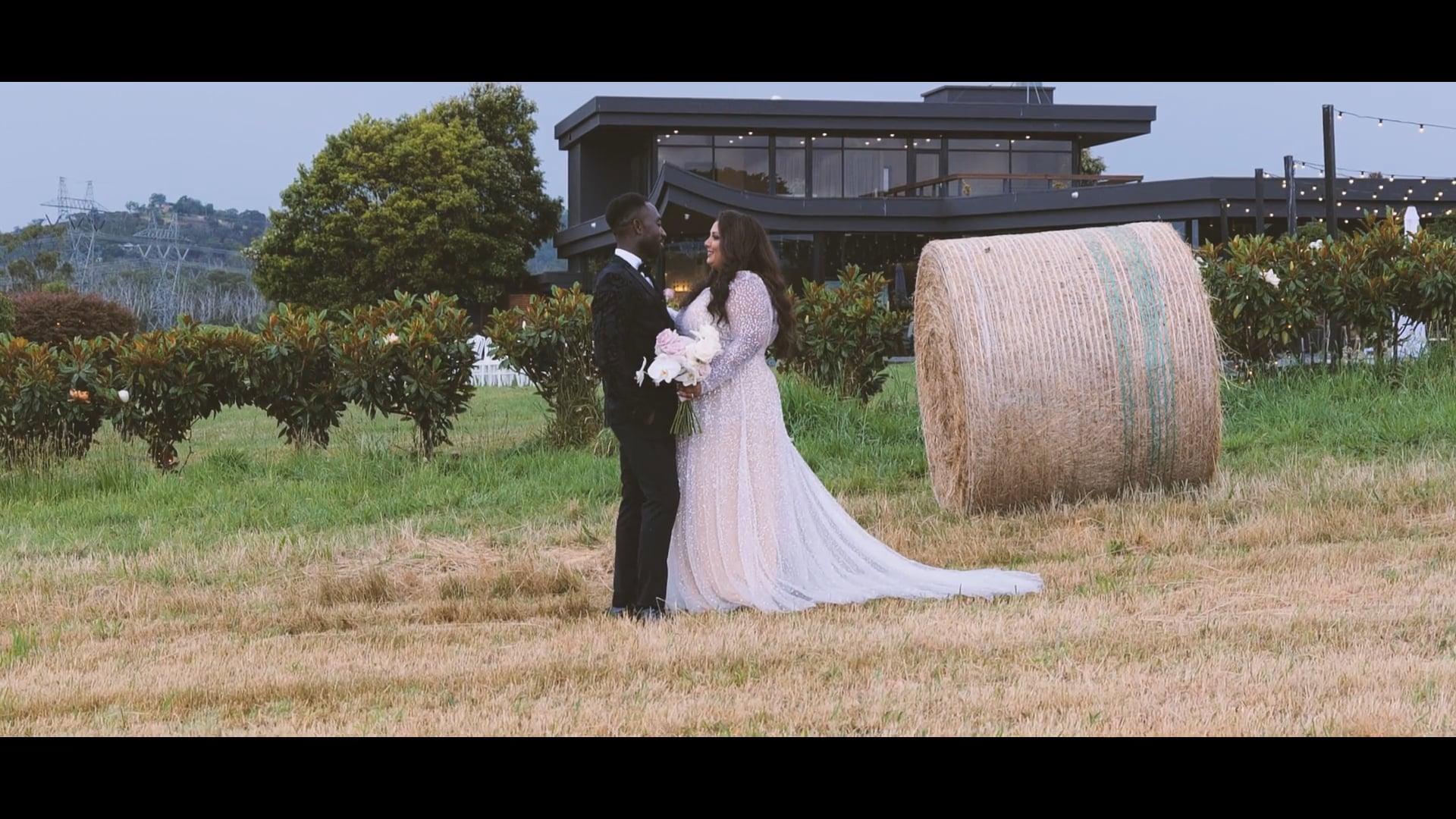 Monasha & Jonathan`s Wedding Highlights