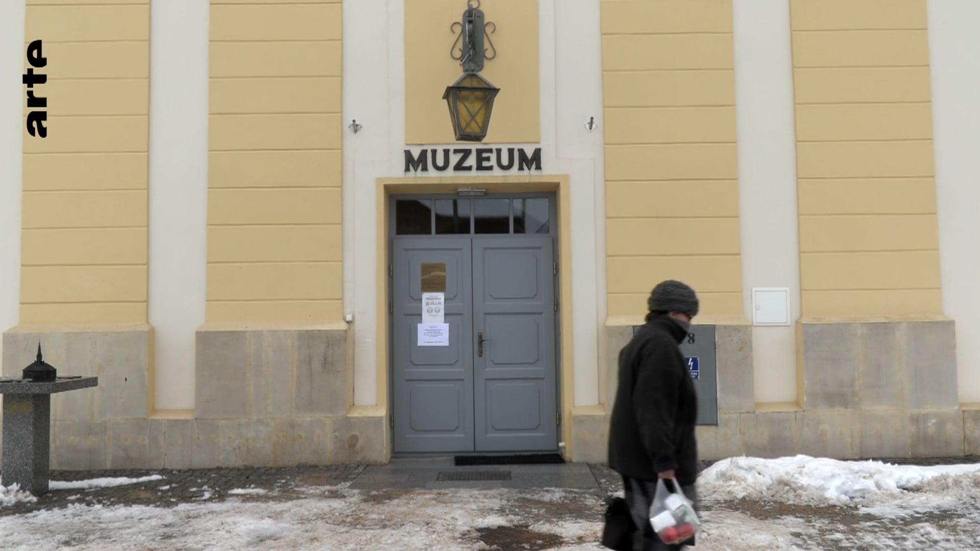 Arte Journal : Pologne - Des historiens sur le banc des accusés