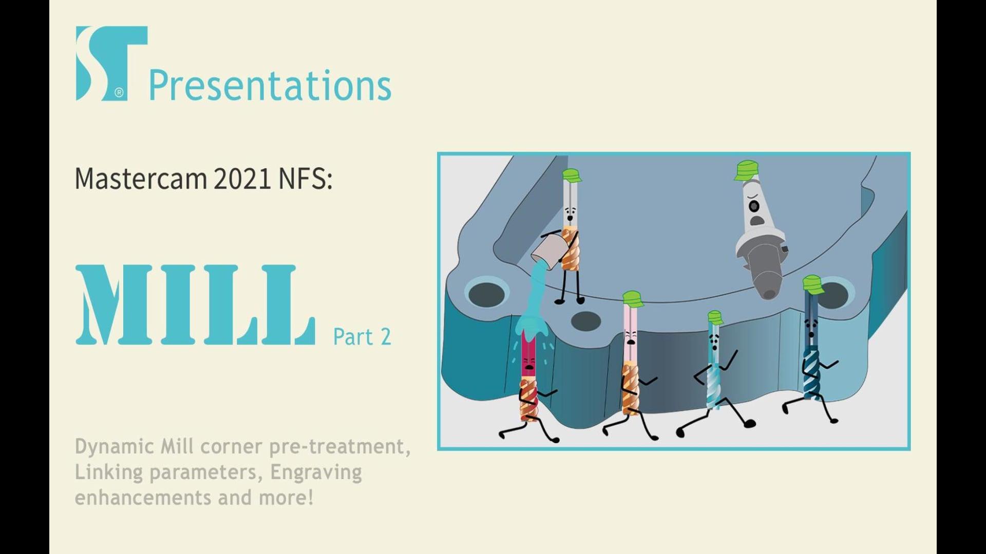 2021 NFS Part 4 - Mill part 2
