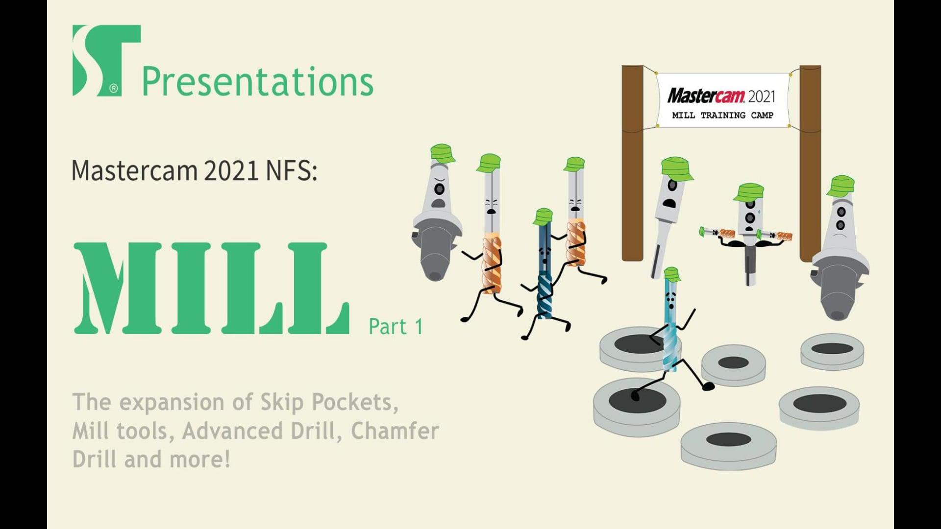 2021 NFS Part 3 - Mill part 1