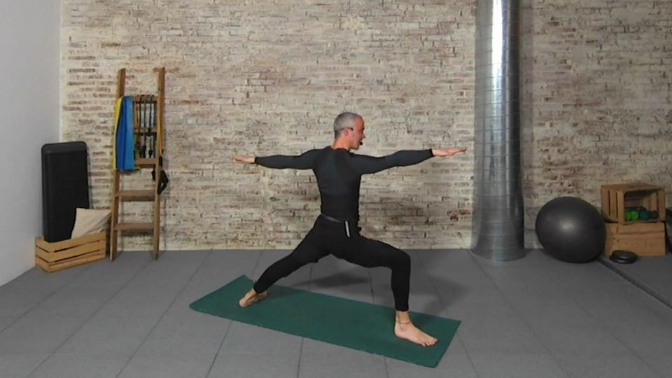 Fortalece brazos y piernas