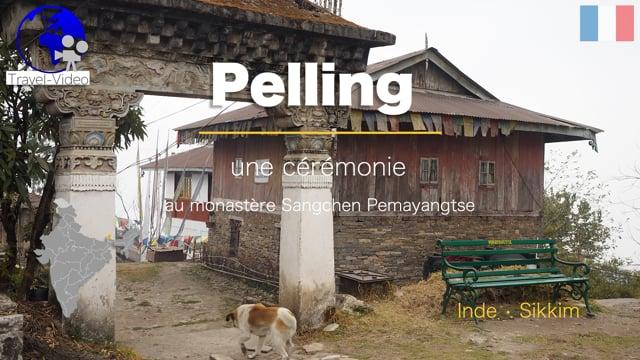 Pelling • Une cérémonie bouddhiste au monastère • Sikkim, Inde (FR)