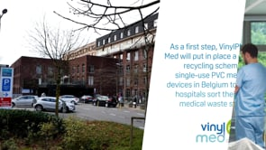 VinylPlus® Med – committed to sustainability in healthcare – short Thumbnail