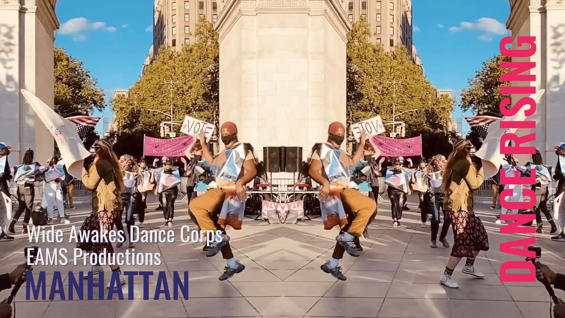 DANCE RISING NYC 2020 City-Wide Compilation