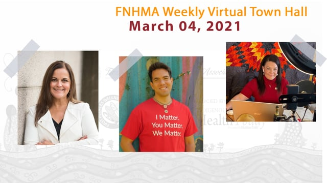 FNHMA Town Hall (ENG) March 4, 2021Not Yet Rated