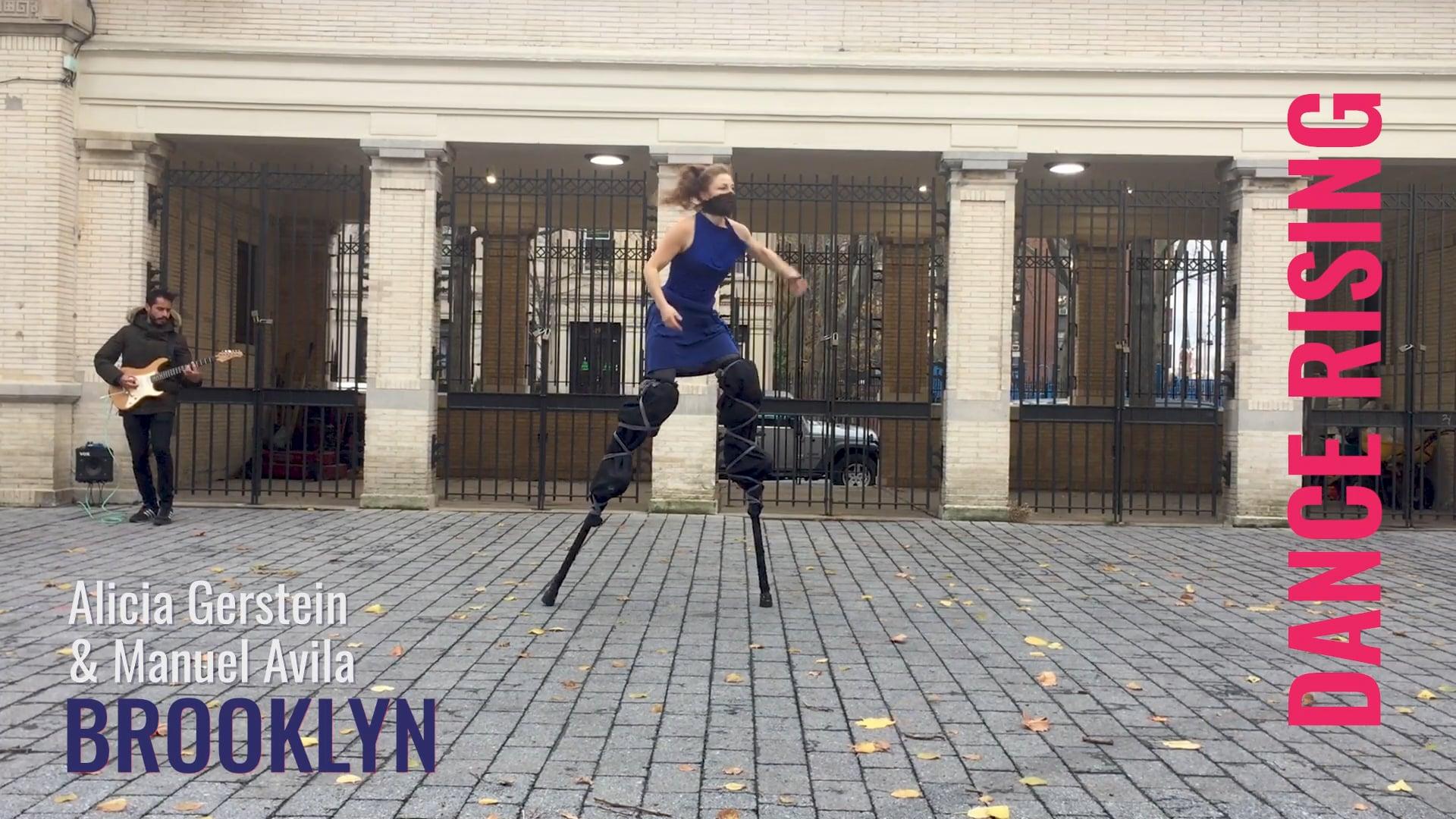 DANCE RISING NYC - BROOKLYN COMPILATION 2