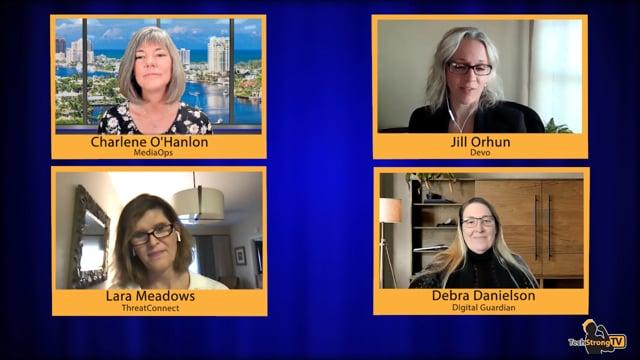 Debra Danielson +Jill Orhun+Lara Meadows-TechStrong TV