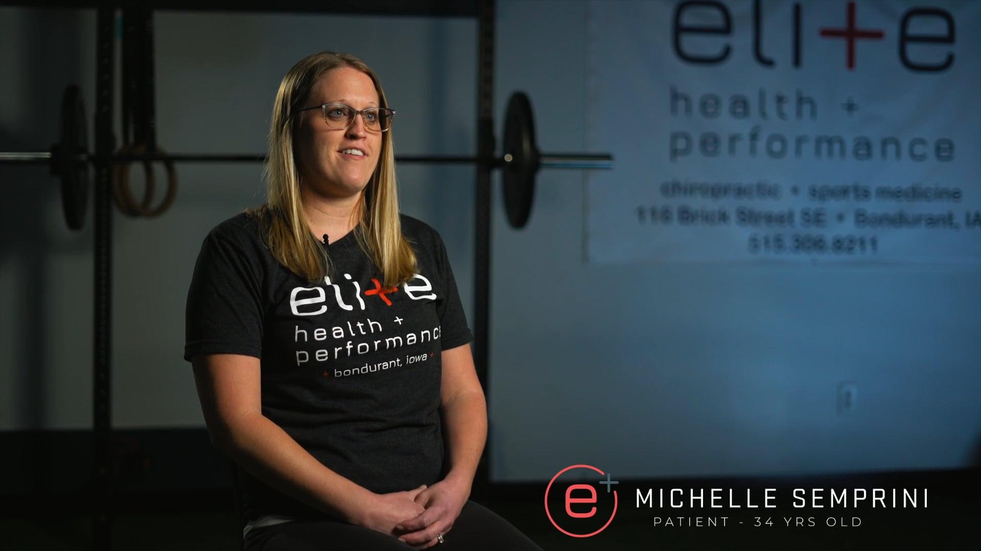 Needing a Walker at 30   Elite Health + Performance