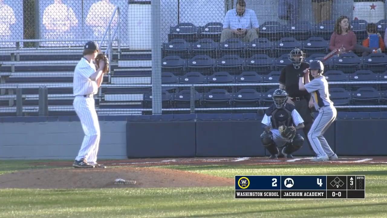JV Baseball vs Washington School - 03-04-21