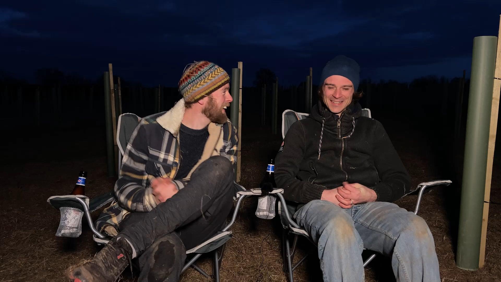 Ninebarrow Woodland Update - Friday 5th March