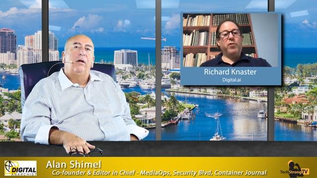 Richard Knaster-TechStrong TV