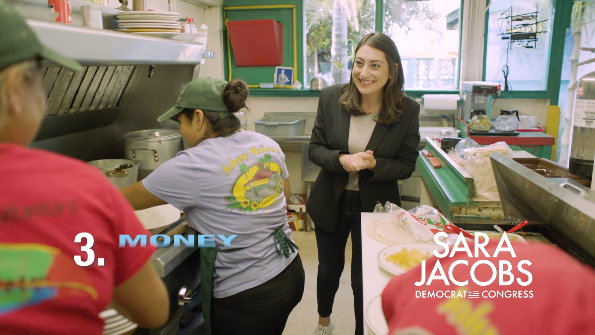 Jacobs Campaign Ad