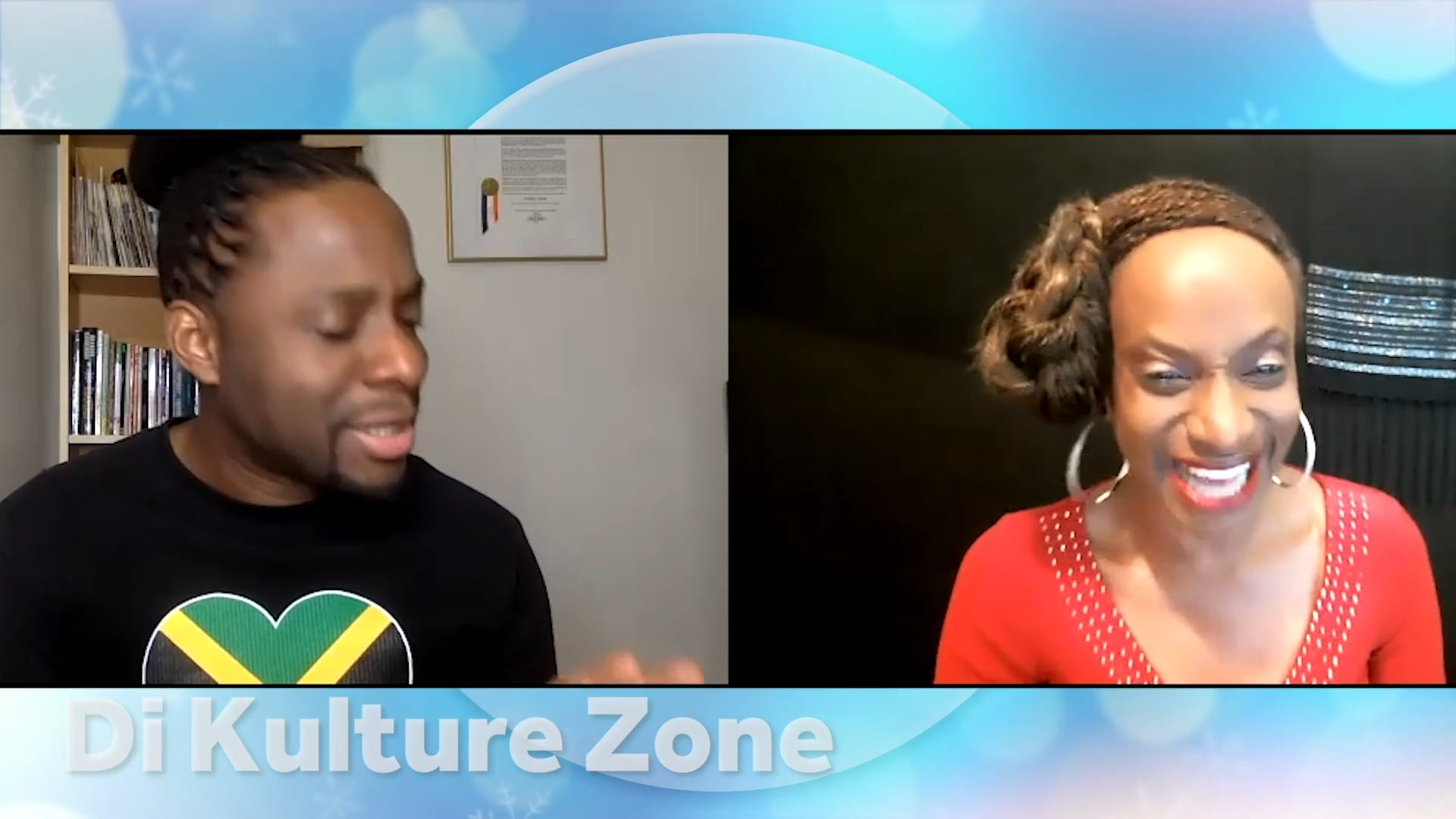 "Kulture zone featuring Andrew ""Braata"" Clarke"