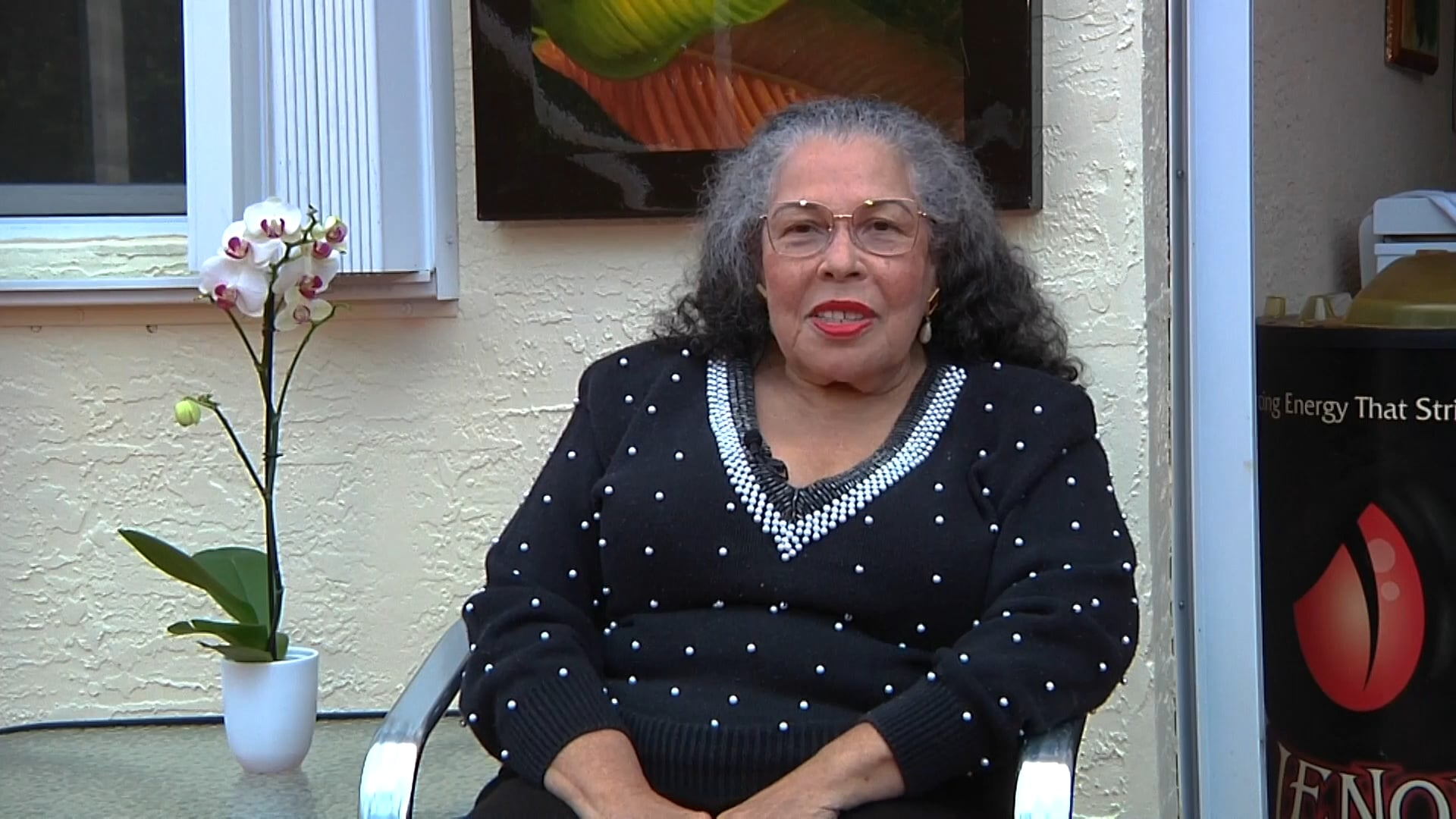 "Caribbean Spotlight featuring Winsome ""Lady C"" Charlton"