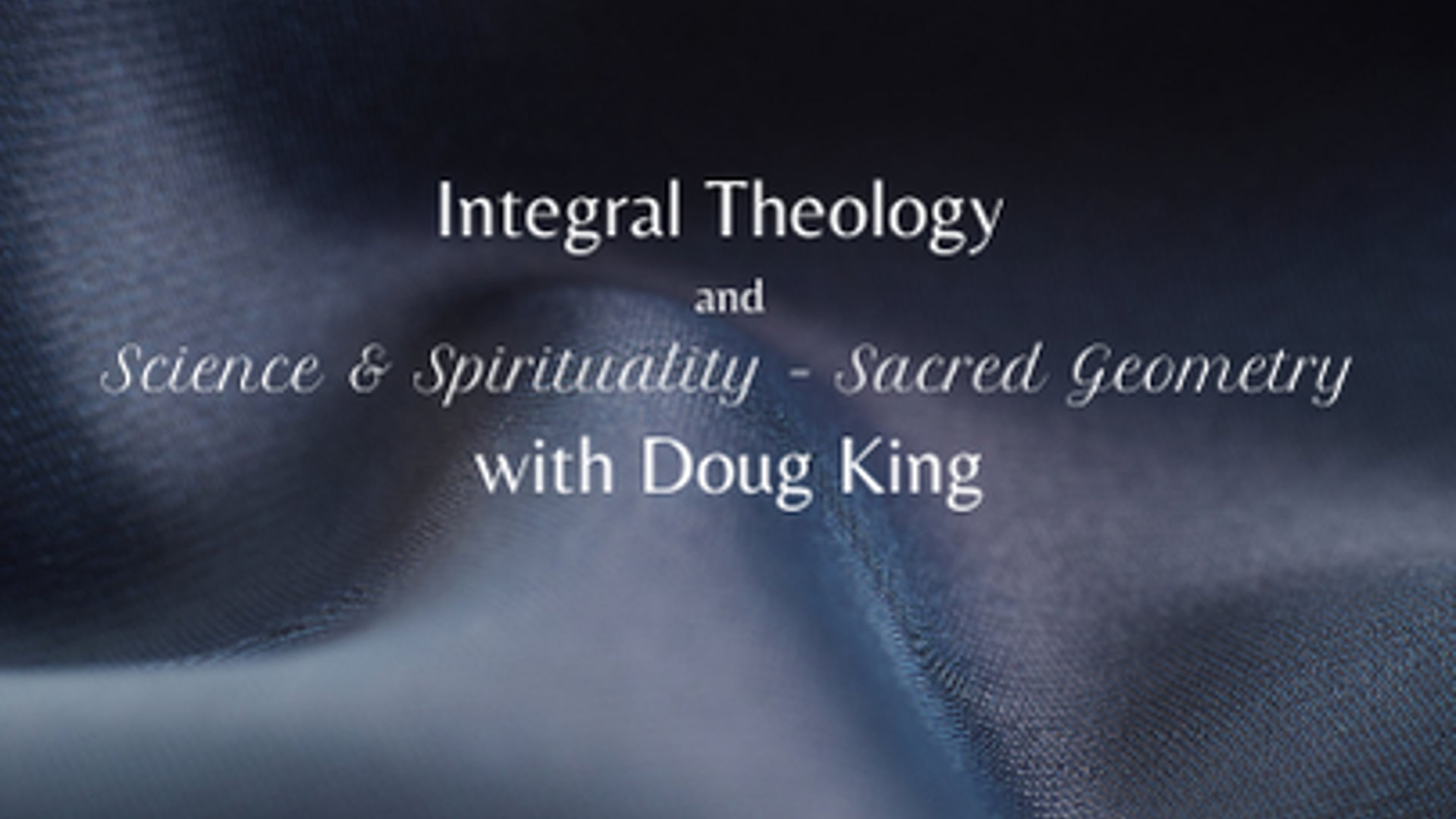 Science & Spirituality-Sacred Geometry