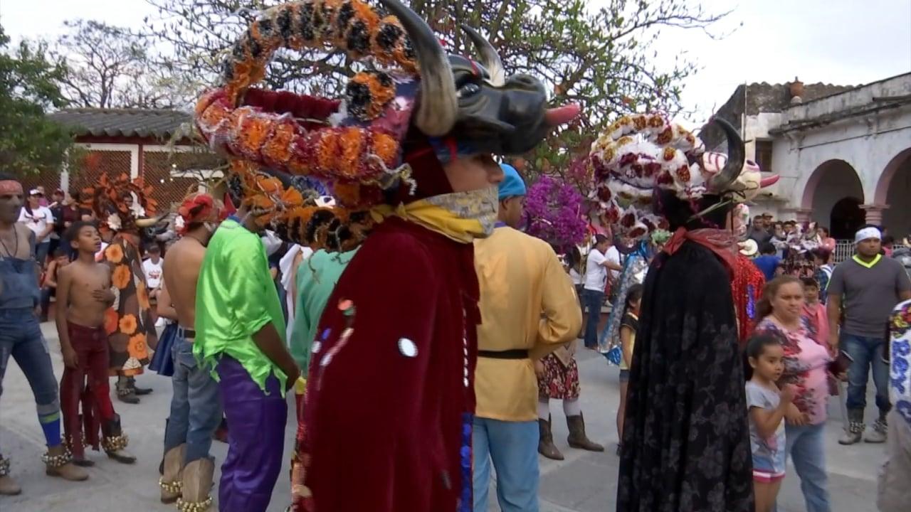 Carnaval Afromestizo en Almolonga