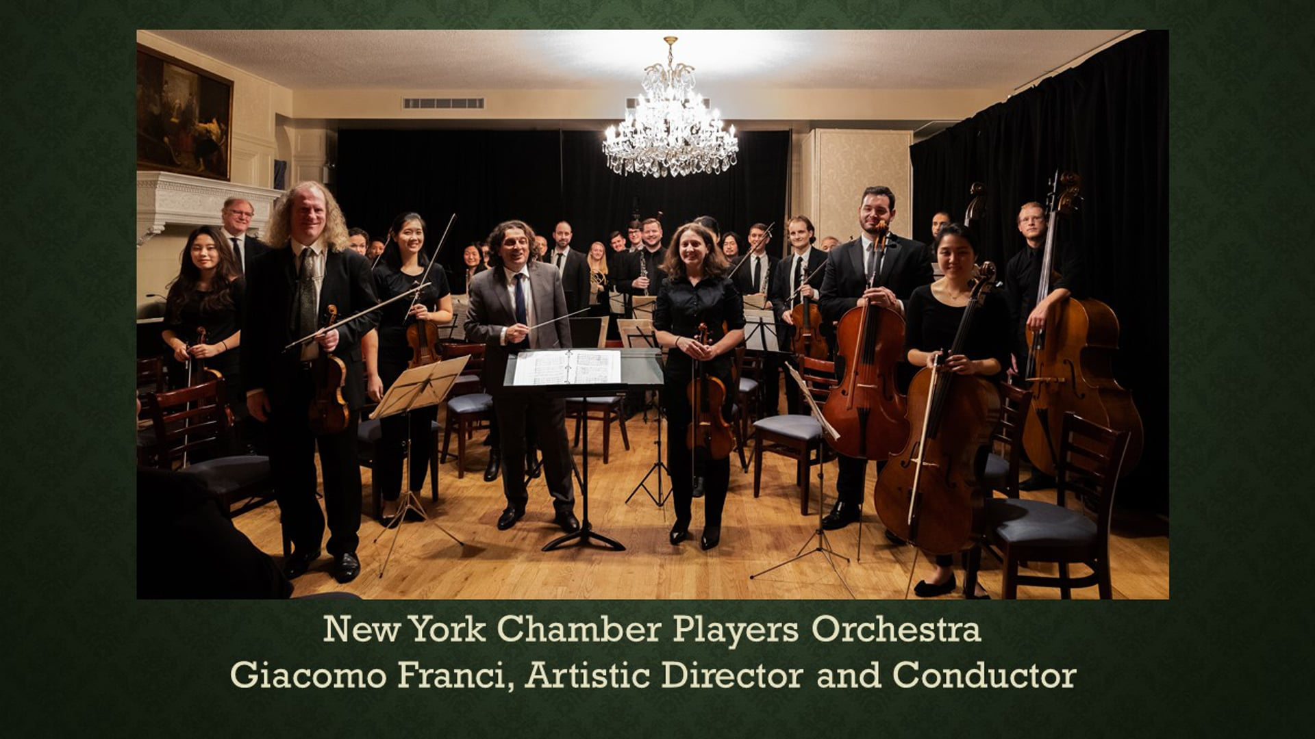 New York Chamber Players Orchestra presents winners of the 10th Annual Concerto Competition