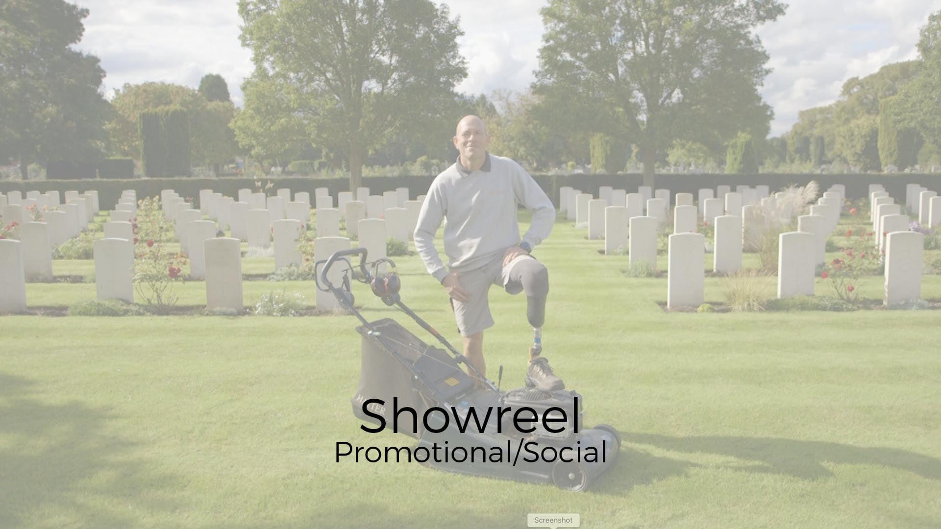 Showreel - Social/Promotional