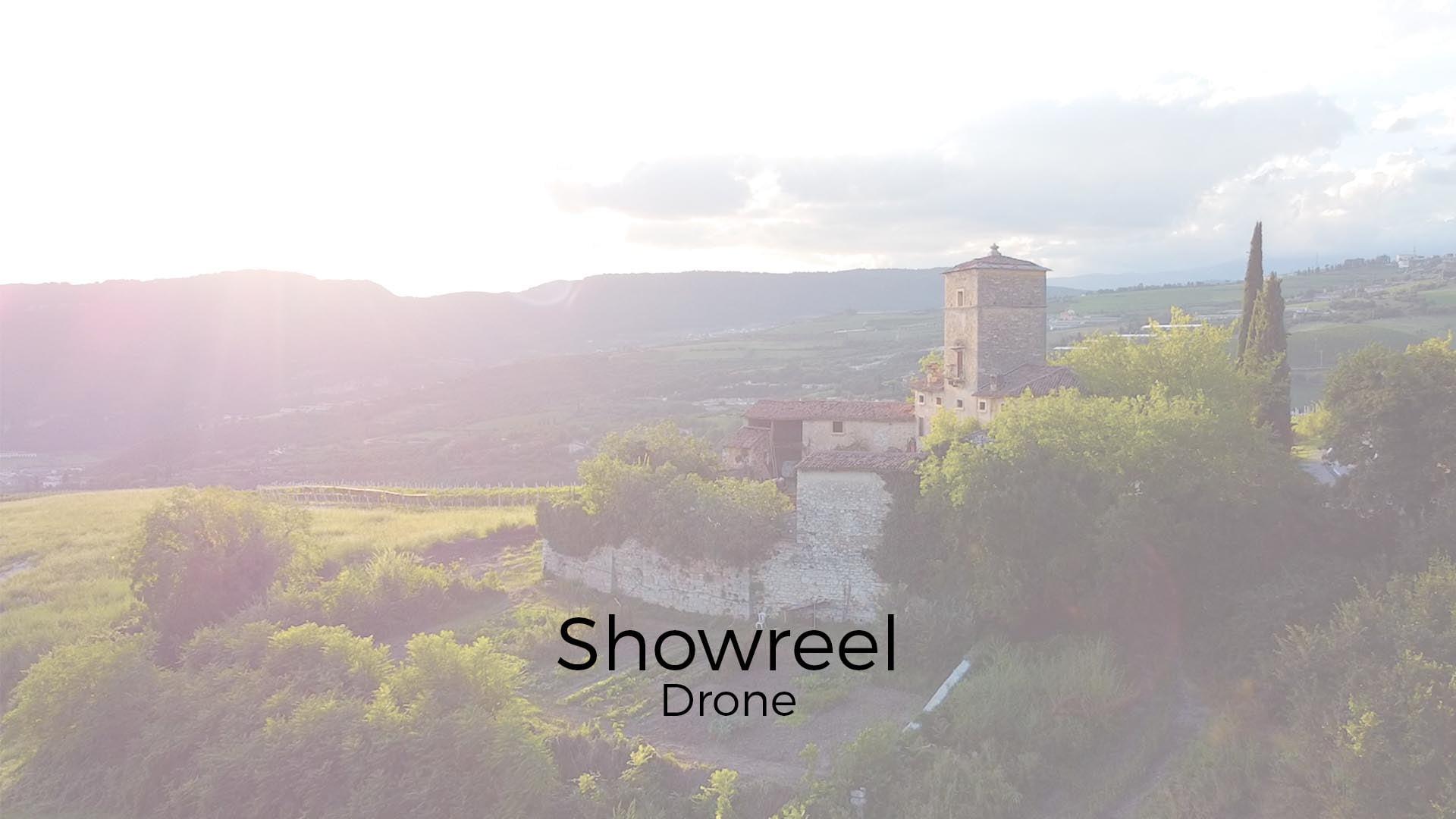 Showreel - Drone 2021