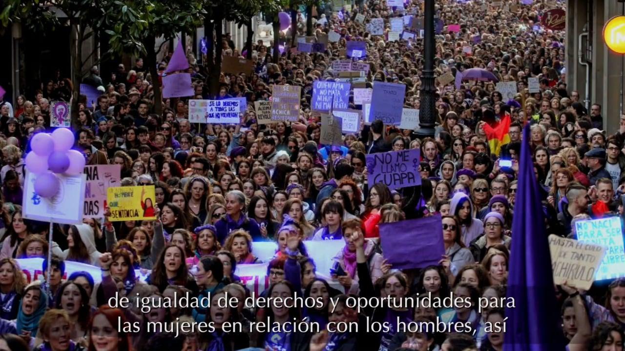 Especial Día Internacional de la Mujer