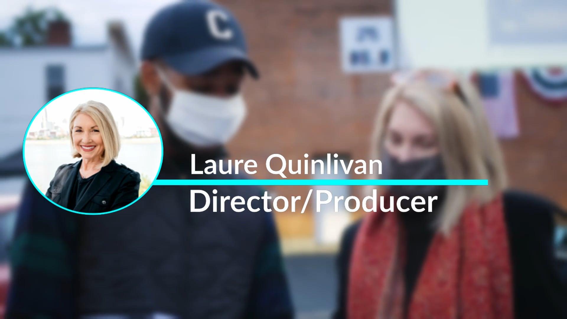 Laure Quinlivan, Director & Producer Demo Reel