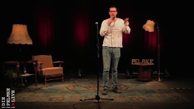 Poetry Slam mit Jan Schmidt 06.03.21