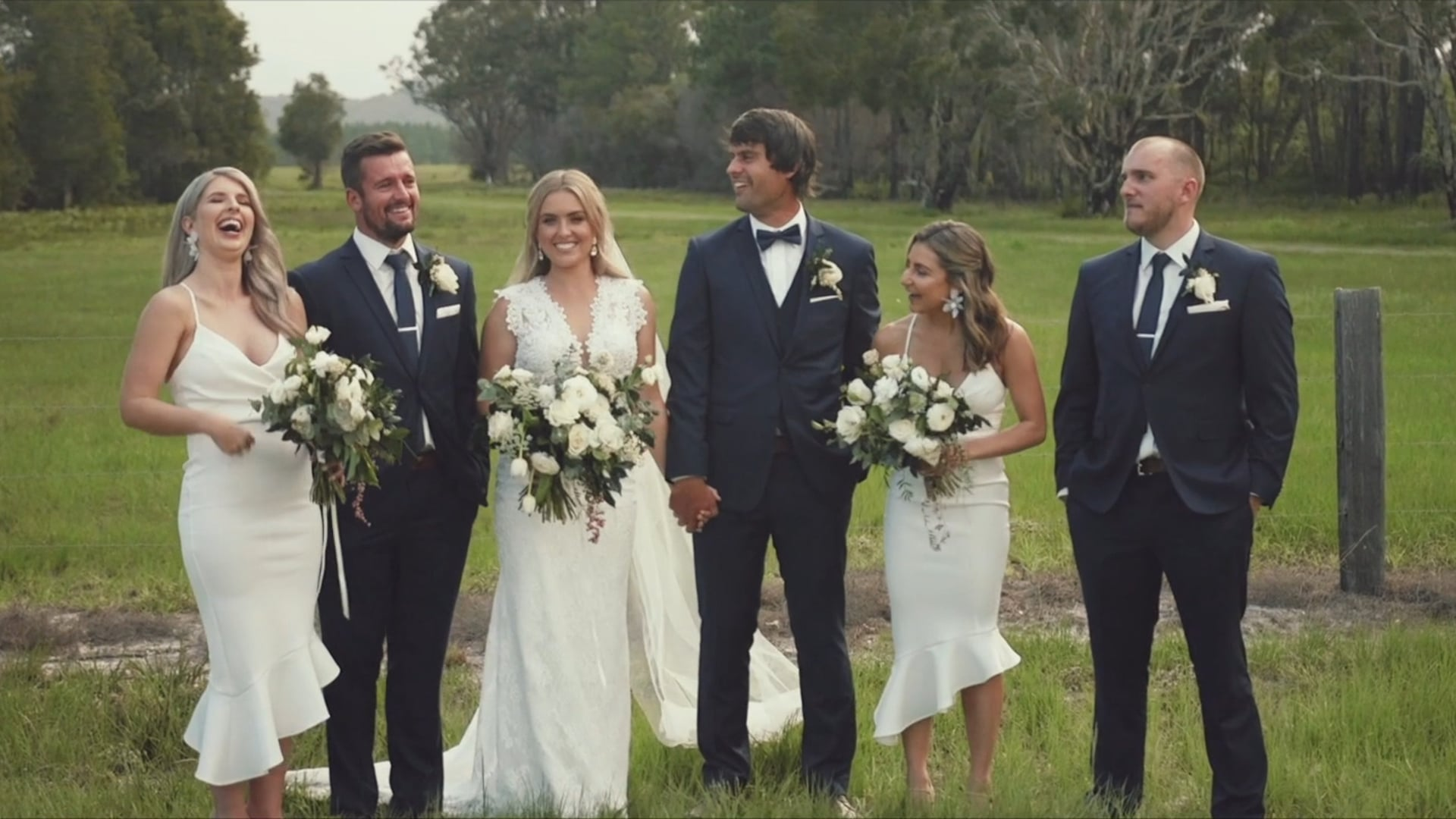 James and Chanele Wedding Highlights