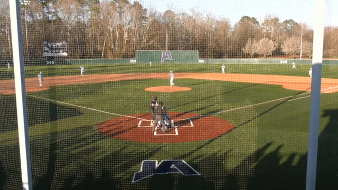 Varsity Baseball vs Bayou - 03-06-21