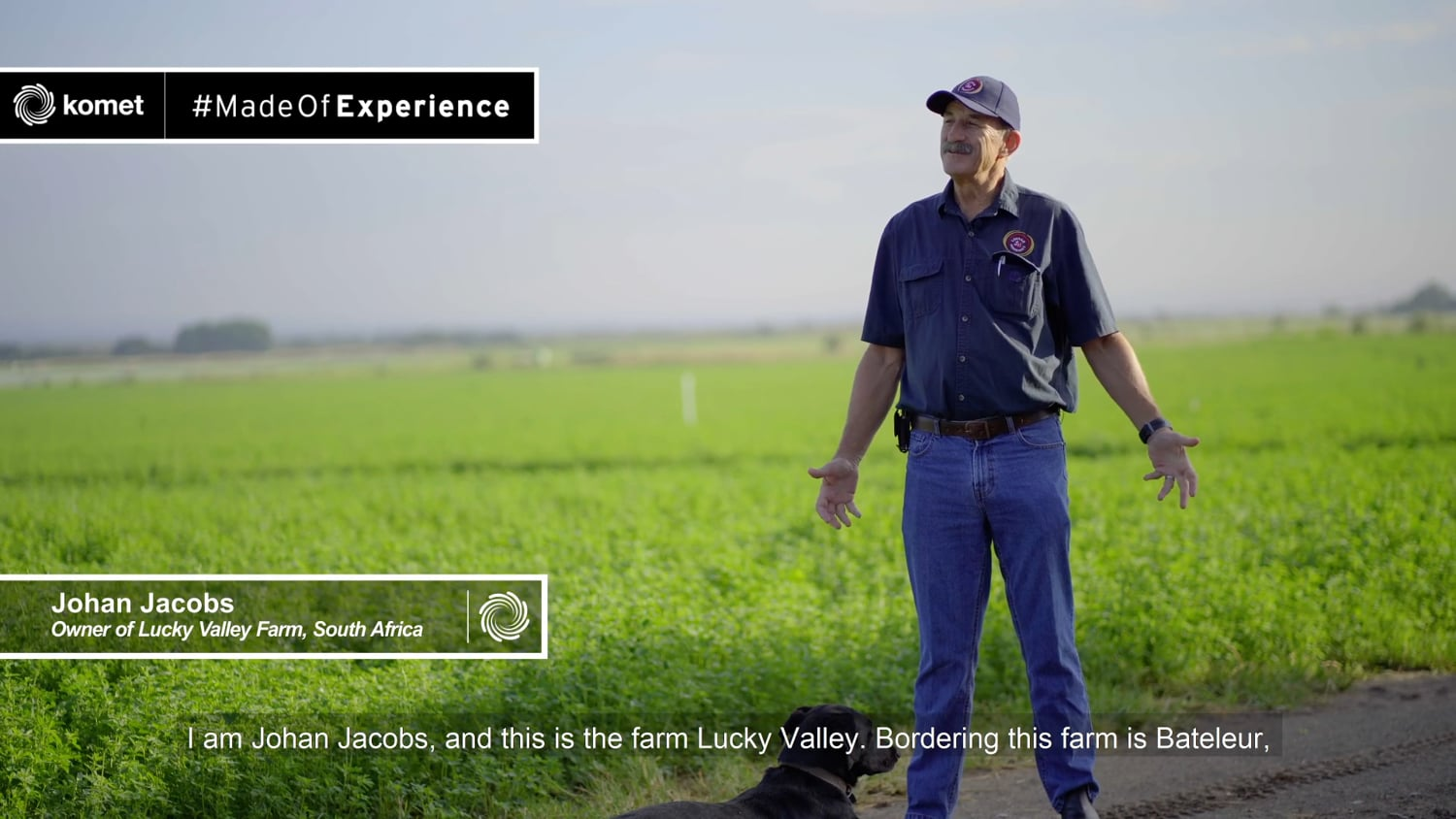 MadeOfExperience - Johan Jacobs South Africa