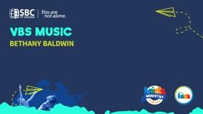 VBS Music with Bethany Baldwin   KMC 2021