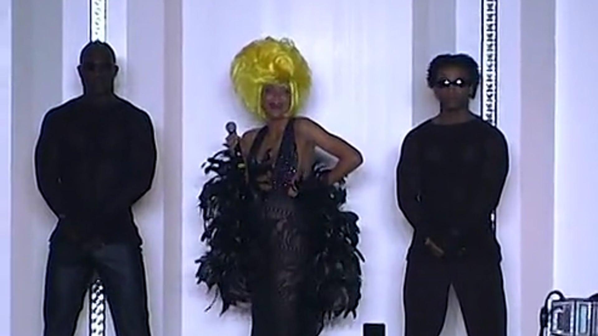 Fashion Cabaret 2003 - Vintage Moments Series