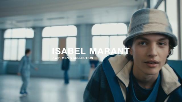 Isabel Marant Men - Julien Gallico Studio