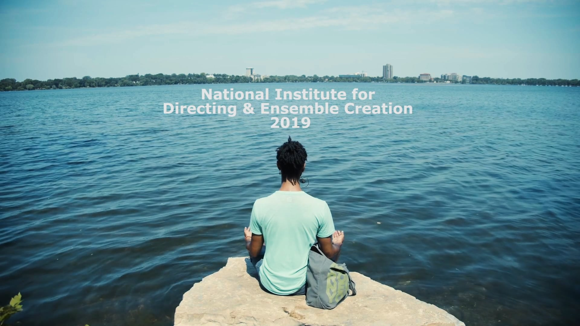2019 National Institute for Directing & Ensemble Creation