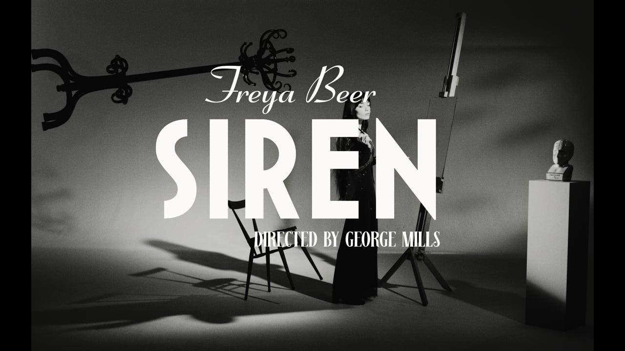 Freya Beer - Siren [Music Video]