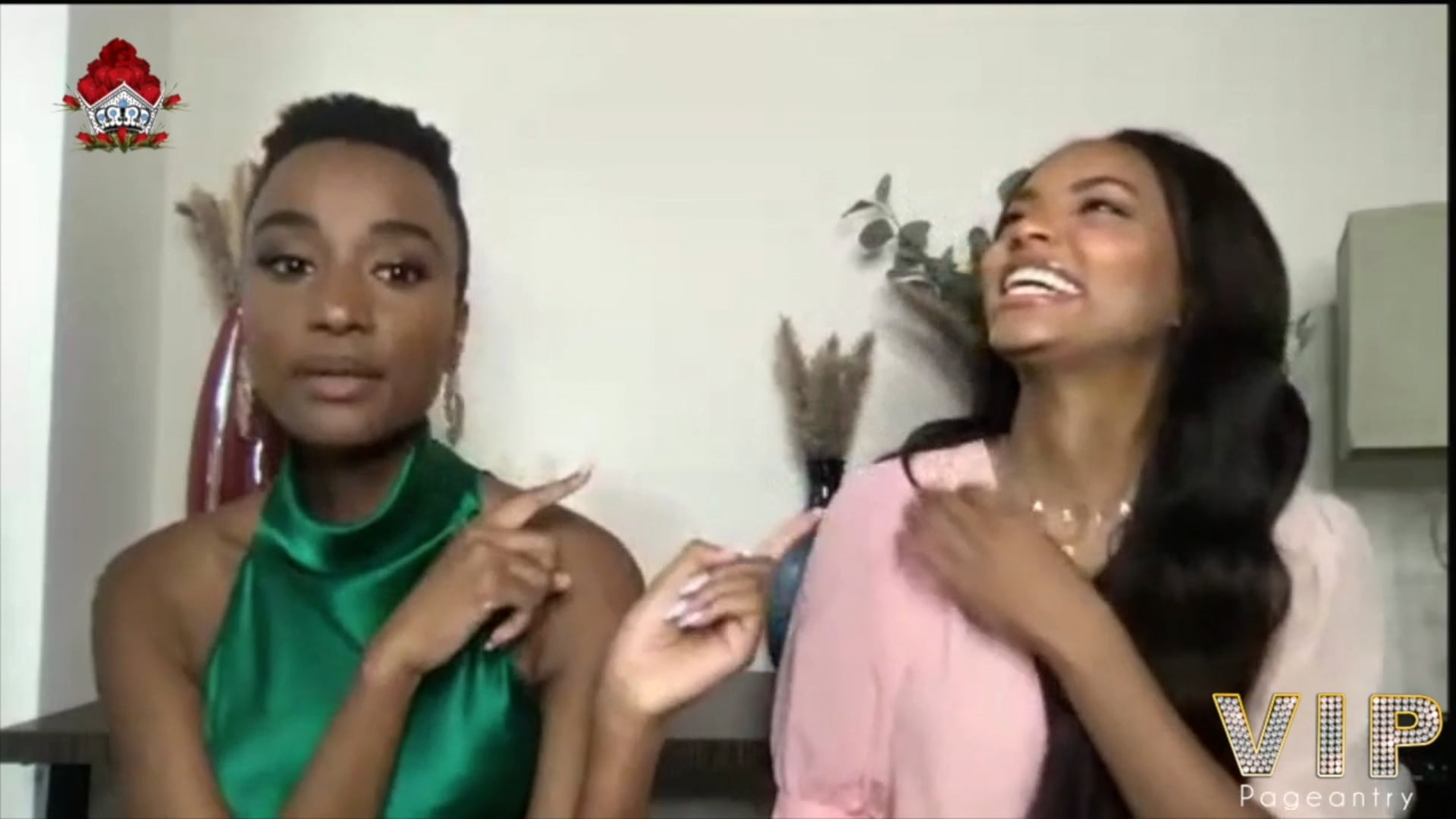Miss Universe & Miss USA | The Crown Table